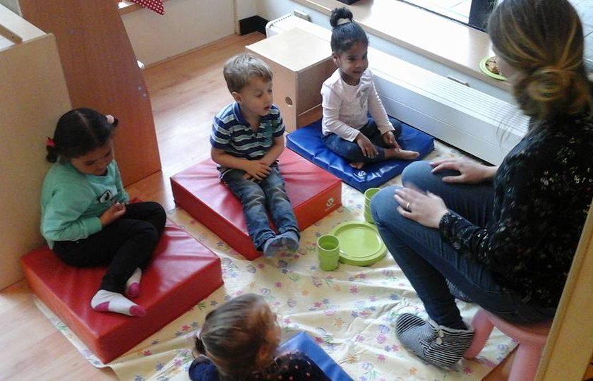Kinderdagverblijf Strevelsweg - Kiddoozz kinderopvang Rotterdam Feijenoord