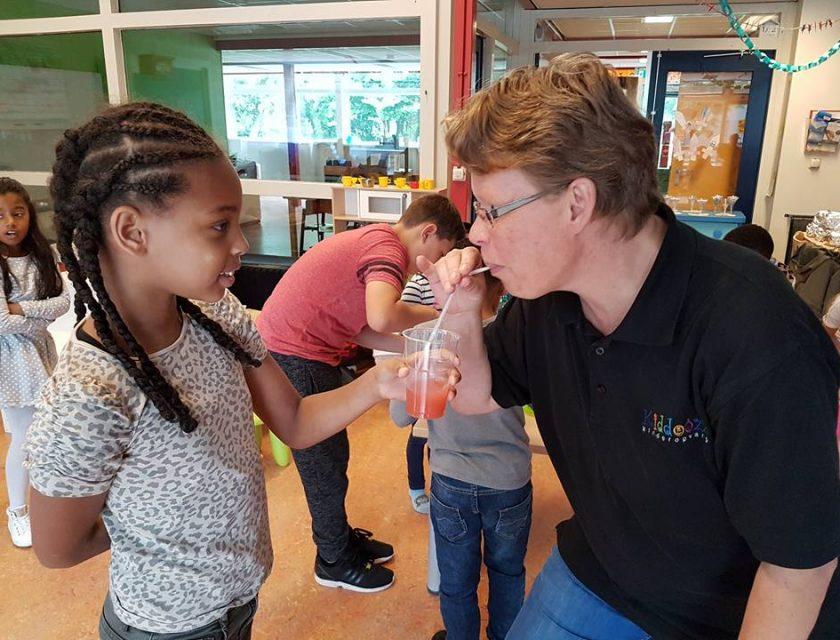 Buitenschoolse opvang De Kleurdoos - Kiddoozz kinderopvang Rotterdam Spangen