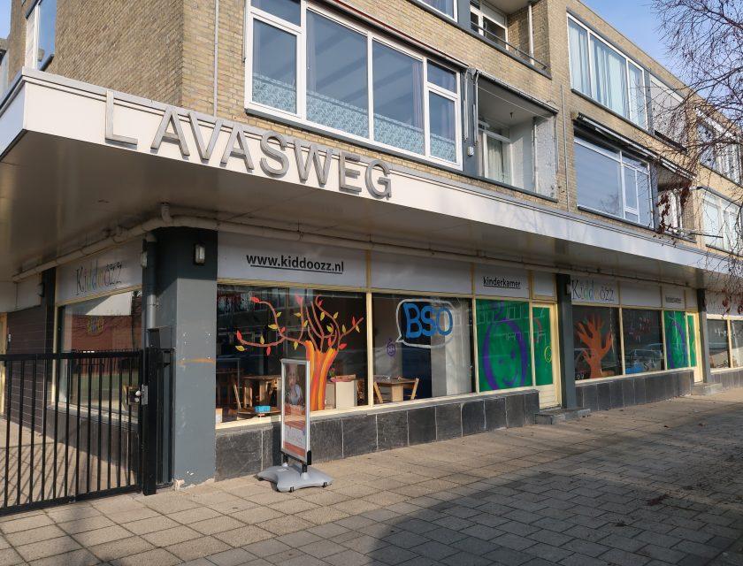 Kinderdagverblijf Lavasweg Hoogvliet - Kiddoozz kinderopvang