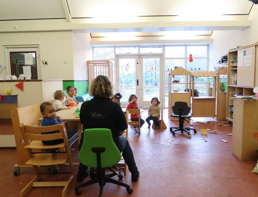 Kinderdagverblijf de Dondersteen kiddoozz kinderopvang Rotterdam Delfshaven