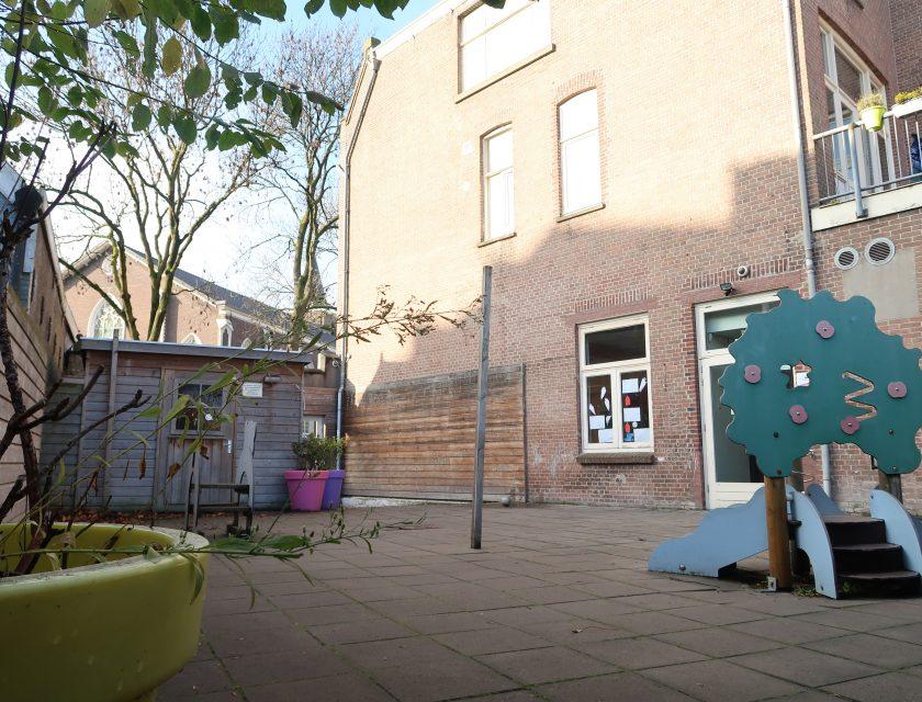 Kinderdagverblijf Charloisse Kerksingel - Kiddoozz kinderopvang Rotterdam