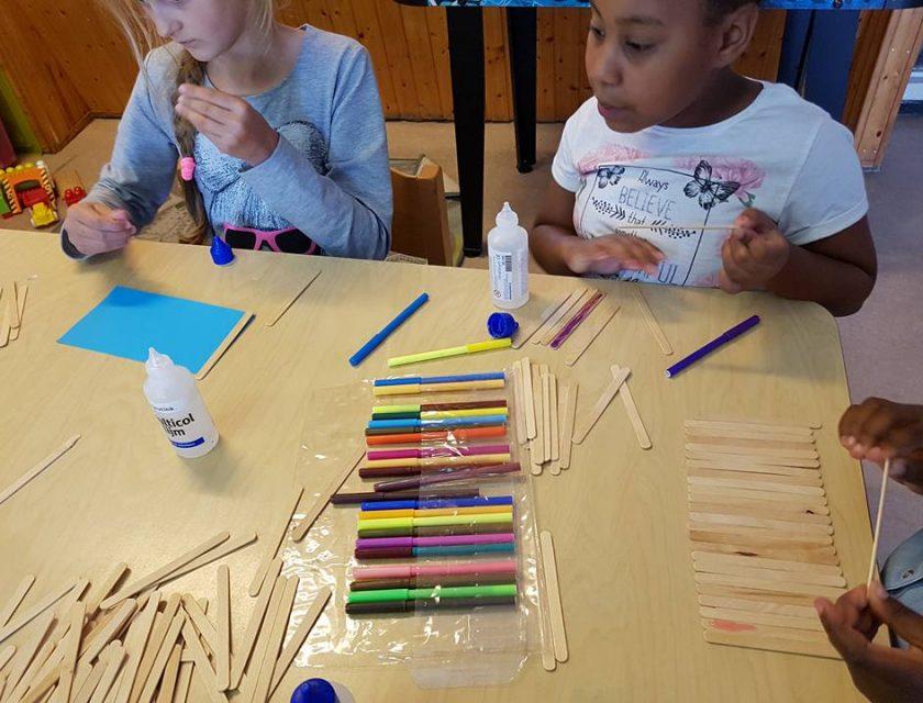 Buitenschoolse opvang Van Onselenstraat - Kiddoozz kinderopvang Rotterdam